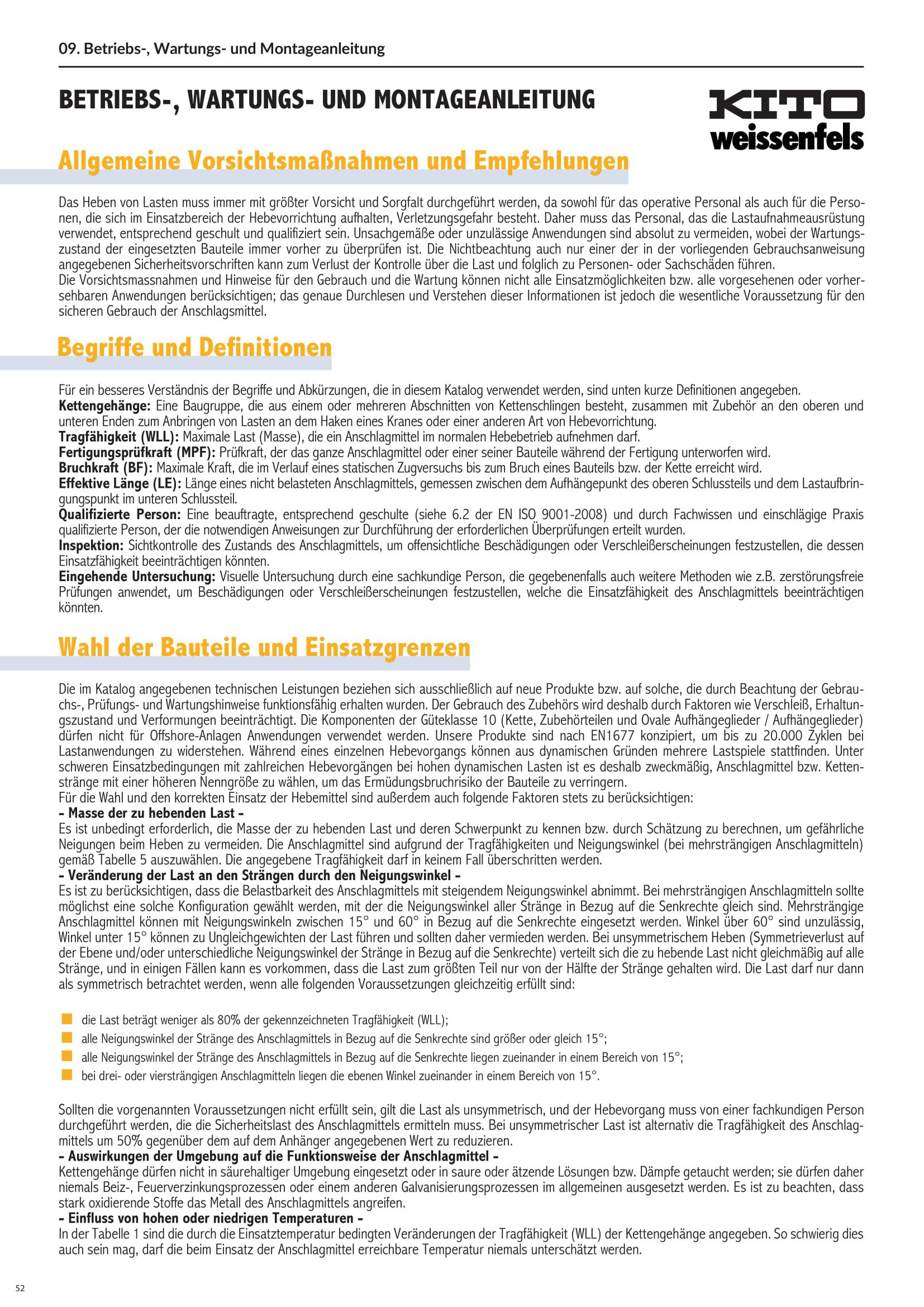 Kito-Weissenfels-manual-ed6-de-2