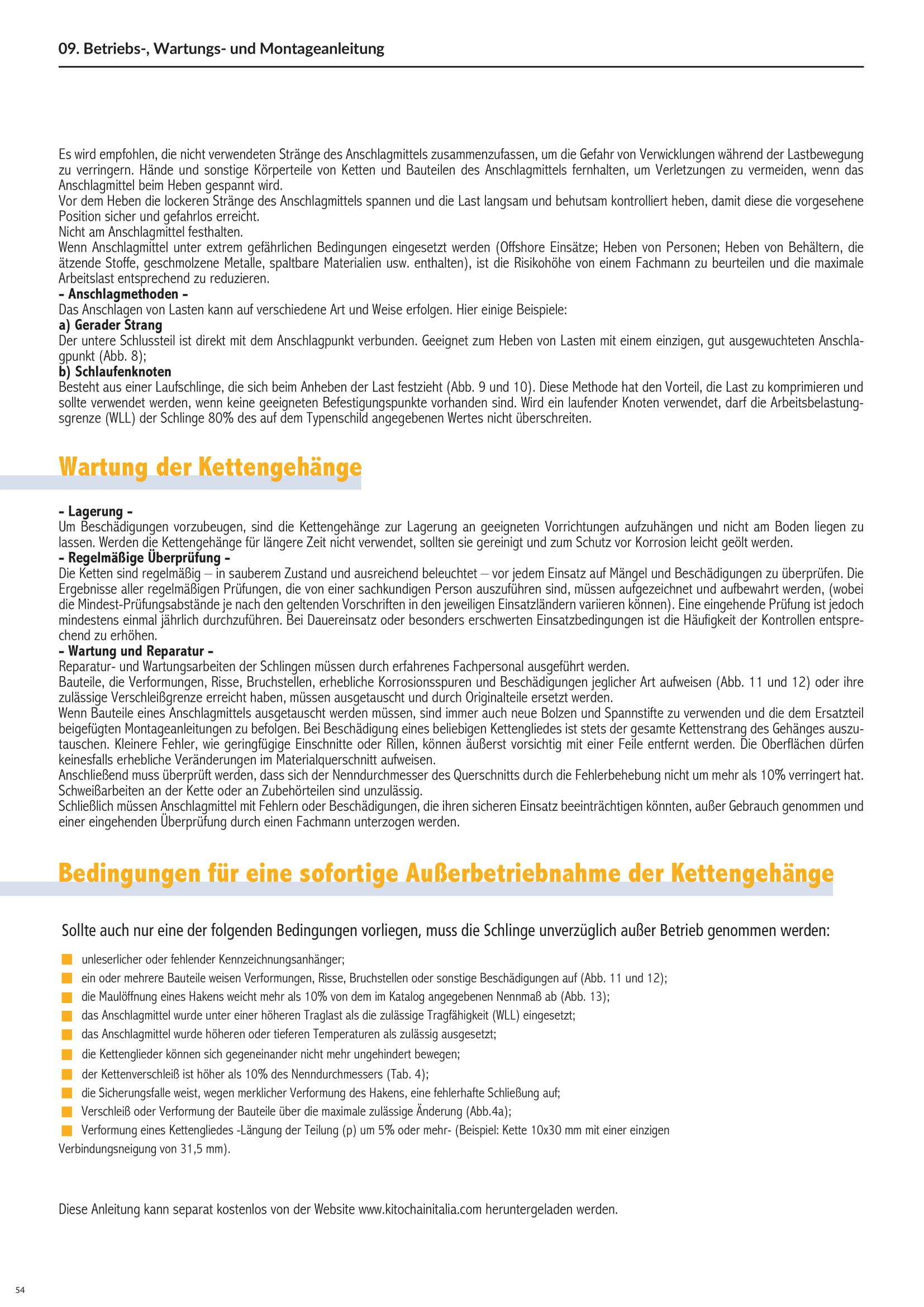 Kito-Weissenfels-manual-ed6-de-4