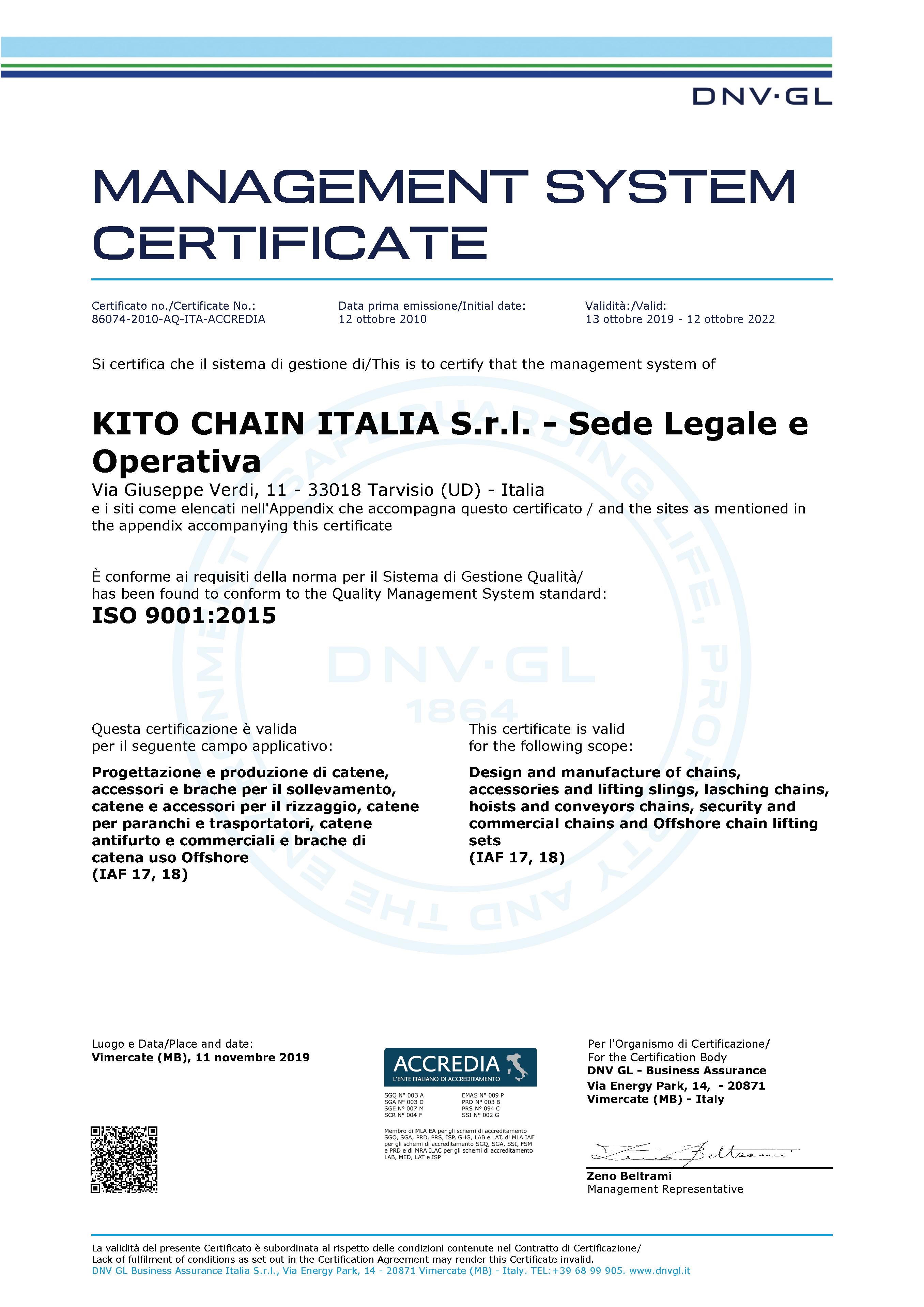 Certificato_KITO_CHAIN_ITALIA_S.r.l._-_ISO9001_2019